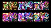Déclinaison de couleurs